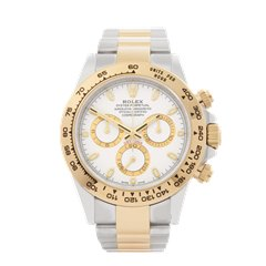 Rolex Daytona Stainless Steel & 18K Yellow Gold - 116503