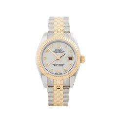 Rolex Datejust 26 Stainless Steel & 18K Yellow Gold - 179173