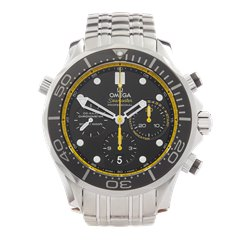 Omega Seamaster Chronograph Stainless Steel - 21230445001002