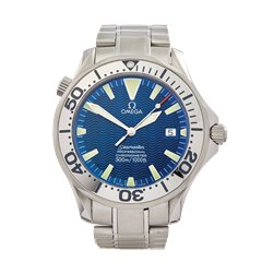 Omega Seamaster Stainless Steel - 2255.80.00