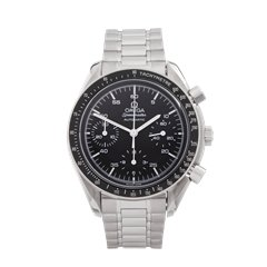 Omega Speedmaster Chronograph Stainless Steel - 3510.50.00