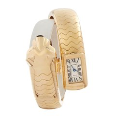 Cartier Panthere Figurative Lakarda 18k Yellow Gold - HP600186