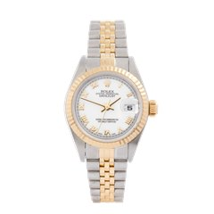 Rolex Datejust Stainless Steel & 18k Yellow Gold - 69173