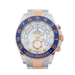 Rolex Yacht-Master II Stainless Steel & 18k Rose Gold - 116681