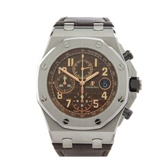 Audemars Piguet Royal Oak Offshore Stainless Steel - 26470ST.OO.A820CR.01
