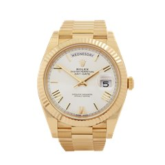 Rolex Day-Date 40 18k Yellow Gold - 228238