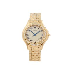 Cartier Panthere Cougar 18k Yellow Gold - 887907
