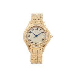 Cartier Panthère Cougar 18k Yellow Gold - 887907