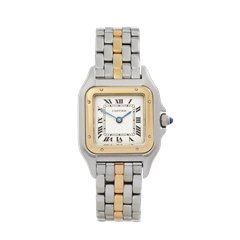 Cartier Panthere Stainless Steel - 7399
