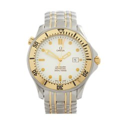 Omega Seamaster Stainless Steel & 18k Yellow Gold - 27422004