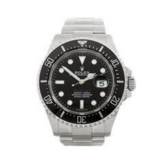 Rolex Sea-Dweller 50th Anniversary Stainless Steel - 126600