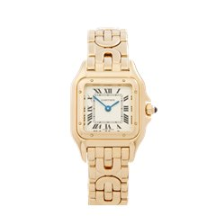 Cartier Panthere Art Deco 18k Yellow Gold - 1070