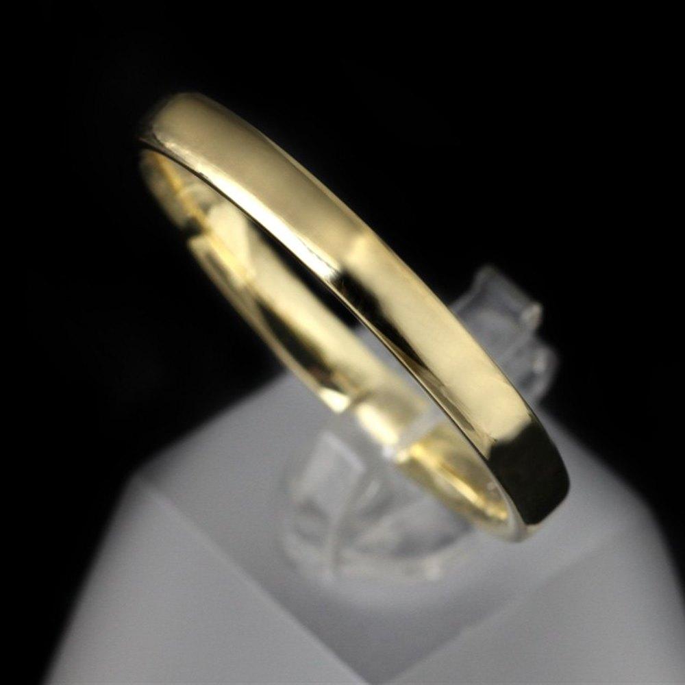 Mappin & Webb 18k Yellow Gold Wedding Band Mens Size W