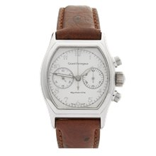 Girard Perregaux Richeville Chronograph 18K White Gold